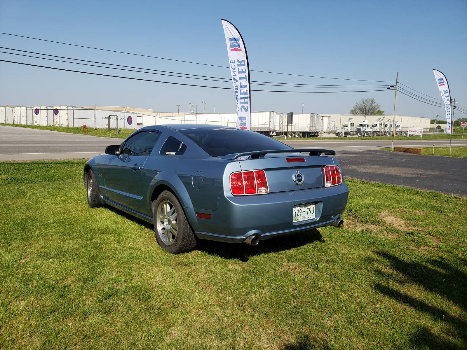 2006 Mustang GT (1)