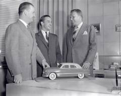 Benson, William and Henry Ford II