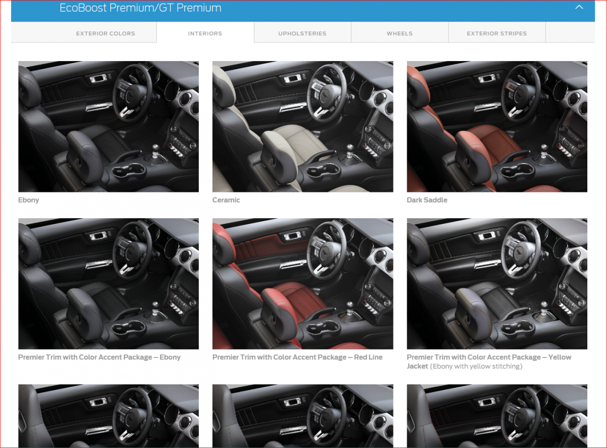 2017 Mustang Production Info - Mustang Forum - Blue Oval ...